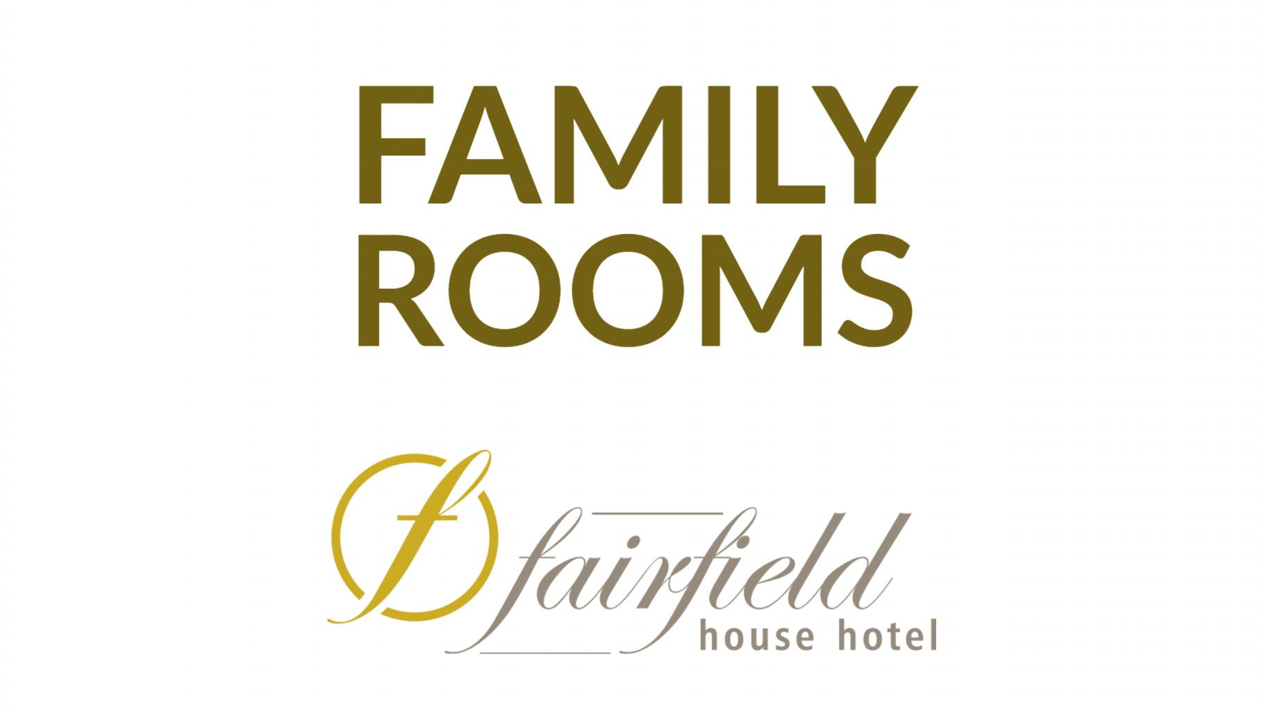 Family Rooms at The Fairfield in Ayr can sleep up to four in comfort.